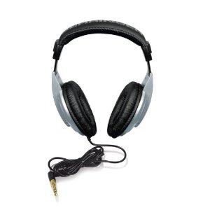 Fone de Ouvido Headphone Behringer HPM1000 Prata