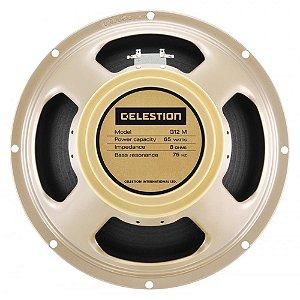 Alto falante Celestion G12M-65 8OHM  Creamback 65W