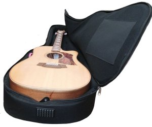 Bag Capa Para Violão Folk com Bolsa Para Ipod Gator