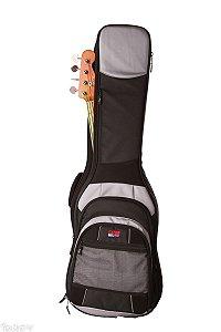 Bag Luxo Gator Para Contra Baixo Serie Premium  Reforçado