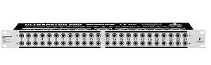 Patchbay Behringer PX3000 24 Conectores Jack P10