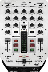 Mixer DJ Behriger VMX200USB 110V
