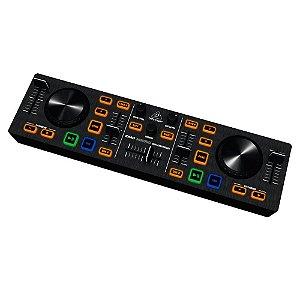 Controlador Midi 32 Botões Behringer USB Para DJ CMD LC-1