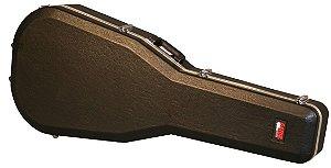 Hard Case Para Violão em ABS Gator GC-JUMBO