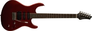 Pack Guitarra Washburn RX10WRPAK Wine Red e Combo 110V