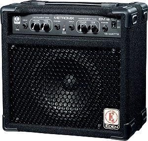 Amplificador para Contra Baixo Eden EM15B 110V 15W