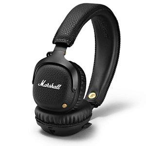 Fone de Ouvido Marshall Mid Bluetooth Black