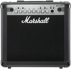 Amplificador para Guitarra Marshall MG15CFXB 15W