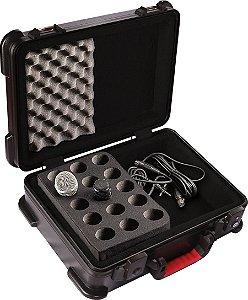 Case Para Microfone em Polietileno Militar Gator GM-15-TSA