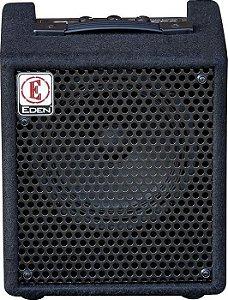 Amplificador Para Contra Baixo Eden EC8-B 20W 110V