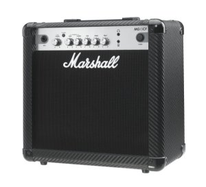 Amplificador Marshall Para Guitarra MG15CF 15W