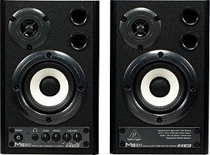 Monitor de Áudio (Par) Behringer MS20 110V