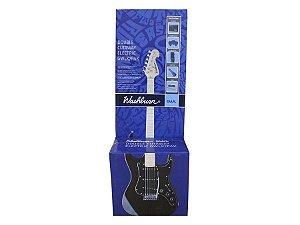 Kit Guitarra Washburn X7 Amplificador 10W Cabo Capa Afinador