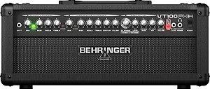Amplificador Para Guitarra Behringer VT100FXH 110W Preto