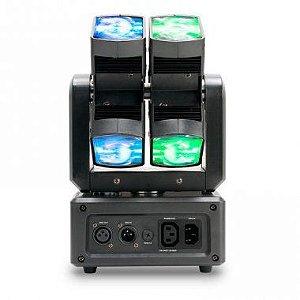 Moving Head PLS  Eight Square 8LEDs RGBW 12w