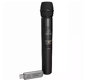 Microfone Sem Fio Behringer ULM200 USB