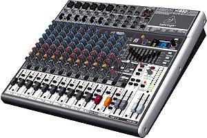 Mesa de Som Behringer X1832USB Mixer Xenyx Bivolt