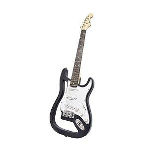 Guitarra Profissional Benson Madero Ghost Preto