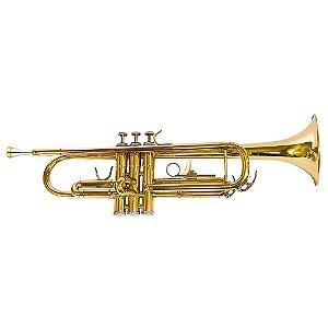 Trompete Benson BTP-1L Laqueado Bb Com Case