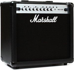 """Amplificador para Guitarra Marshall MG50CFX B 127V 12"""" 50W"""