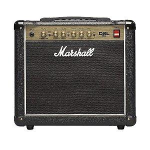 Amplificador Cubo Para Guitarra Marshall DSL5CR 5W Valvulado
