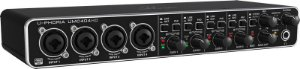 Interface De Áudio Behringer UMC404HD USB