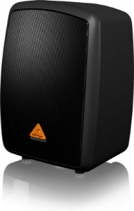 Caixa Ativa Behringer MPA40BT 40W Portatil MP3 Bluetooth