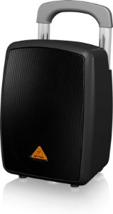 Caixa Ativa Behringer MPA40BT PRO 40W Portatil MP3 Bluetooth