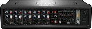 Mesa De Som Mixer Amplificado Behringer  PMP550M 100V
