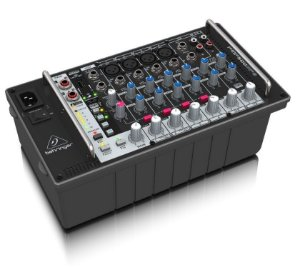 Mixer Amplificado Behringer MP500MP3 110V