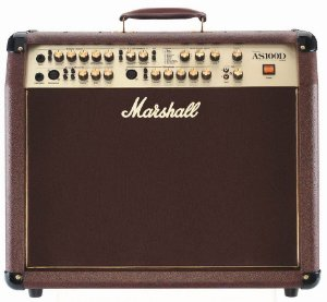 Amplificador para Violão Marshall AS100D 100W