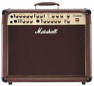Amplificador para Violão Marshall AS100D 100W
