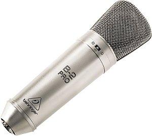 Microfone Condensador Behringer B2 PRO