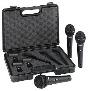 Kit De Microfone Com fio Behringer Ultravoice XM1800S