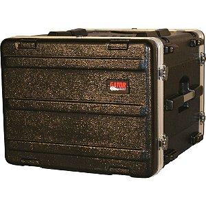 Case Rack Large Padrao 19 em Poli Mili 8Un - GR-8L - GATOR
