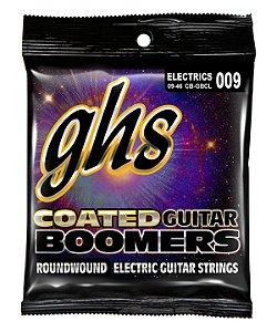 Encordoamento para Guitarra 6 Cordas GHS CB-GBCL (0.09)
