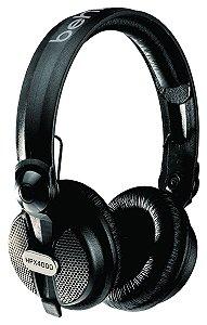 Fone de Ouvido Behringer HPX4000 Para DJ
