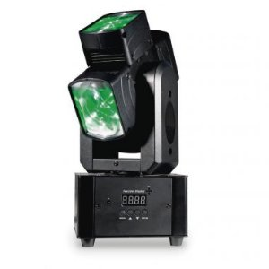 4 Leds Moving Head Four Square PLS 12W