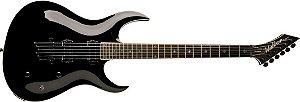 Guitarra Washburn WM24B Preta Em Mahogany