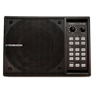 Processador de Voz Voice Solo FX150 TC Helicon