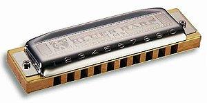 Gaita Hohner Blues Harp 532/20 MS D em Mi