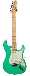 Guitarra Tagima Elétrica TG530 Verde Series Woodstock