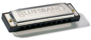 Gaita Hohner Diatônica Blues Band 559/20 - C