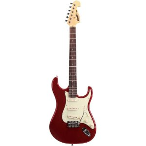 Guitarra Elétrica Tagima Memphis Stratocaster Mg32 Vermelho
