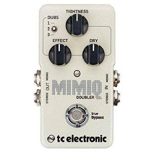 Pedal de Efeitos TC Electronic Mimiq Doubler