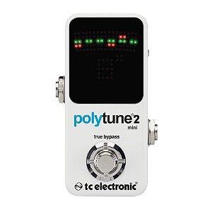Pedal Afinador Polytune TC Eletronic 2 Mini