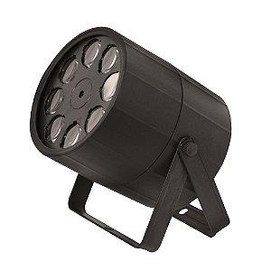 Projetor de Luz 8 LEDs PLS 5W RGBW