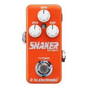 Pedal Shaker Mini Vibrato TC Electronic