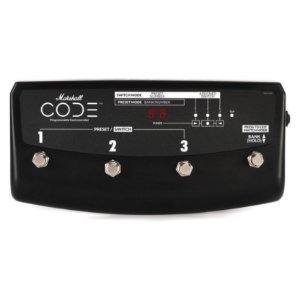 Pedal Marshall Footswitch Para Code-25