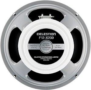 Alto-falante F12-X200W  8 OHMS - CELESTION